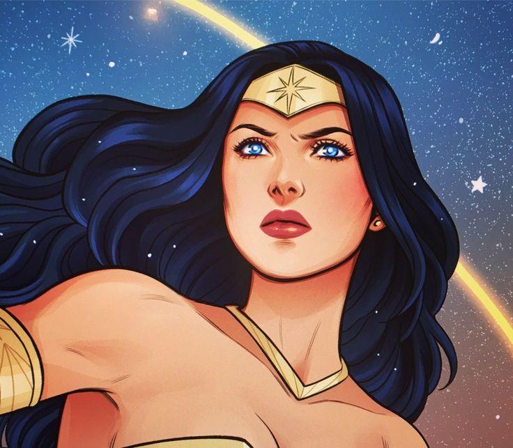 """best of dc girls no Twitter: """"Wonder Woman by @heyjenbartel… """" ."""
