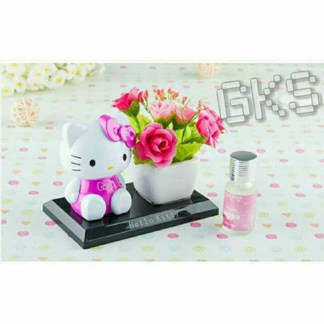 #bunga #parfum #hellokitty @ 75.000  #koleksihellokitty #barangunik #hellokittylover #hellokittystuff #aksesories