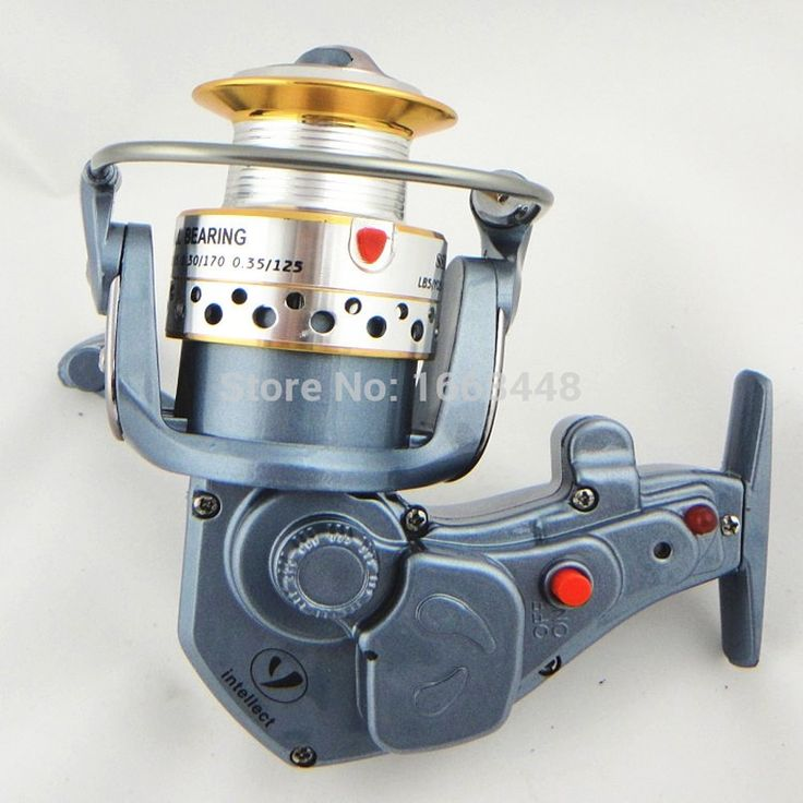 66.75$  Buy now - http://aligu7.worldwells.pw/go.php?t=32305787438 - Fishing Reel peche Electric Spinning Reel High-power Intelligent Automatic Control Automatic Closing Line carretilha pesca 66.75$