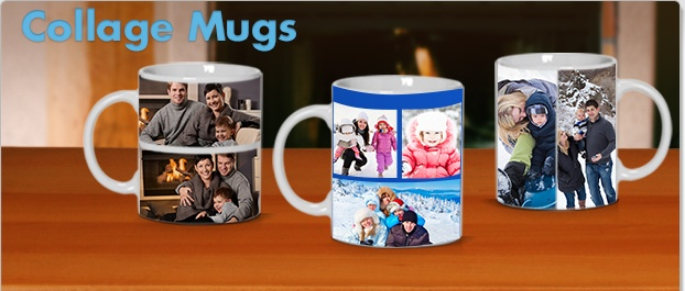 Costco Wedding Gift Ideas : Costco Photo Center - Gift - collagemugs Things I have made/ tried ...
