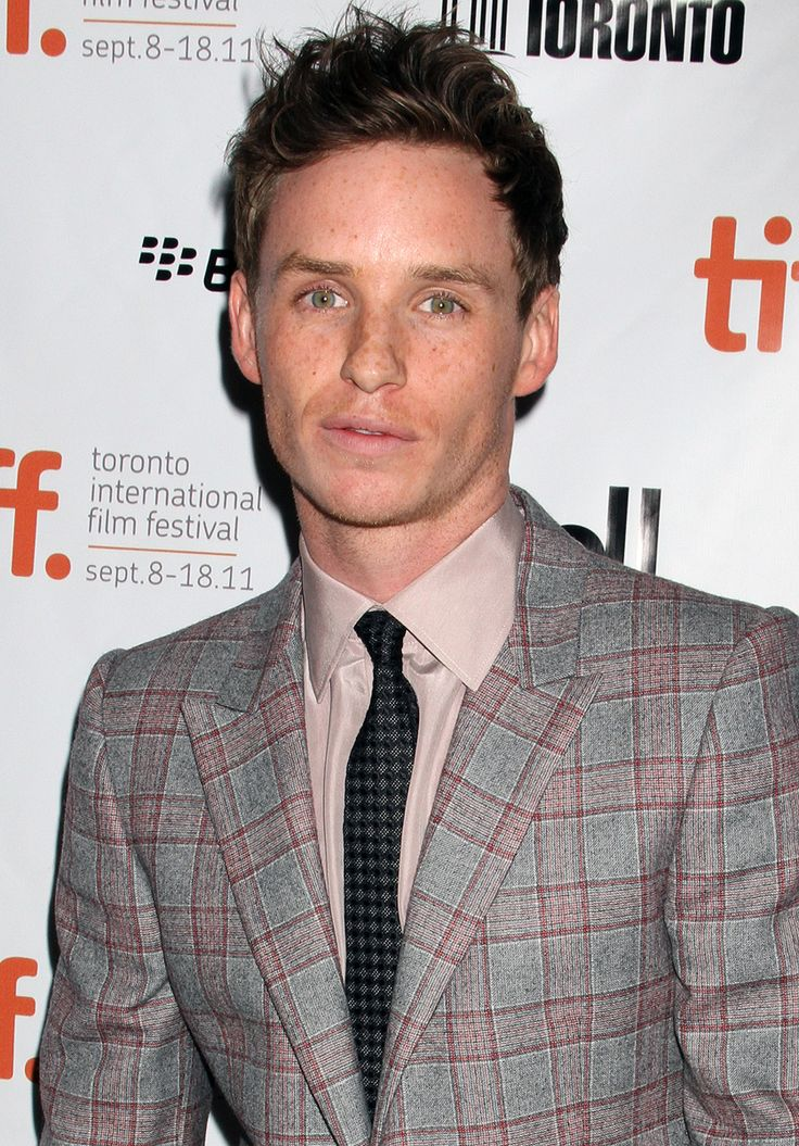 Eddie Redmayne stars in #TIFF14 Special Presentation film THE THEORY OF EVERYTHING
