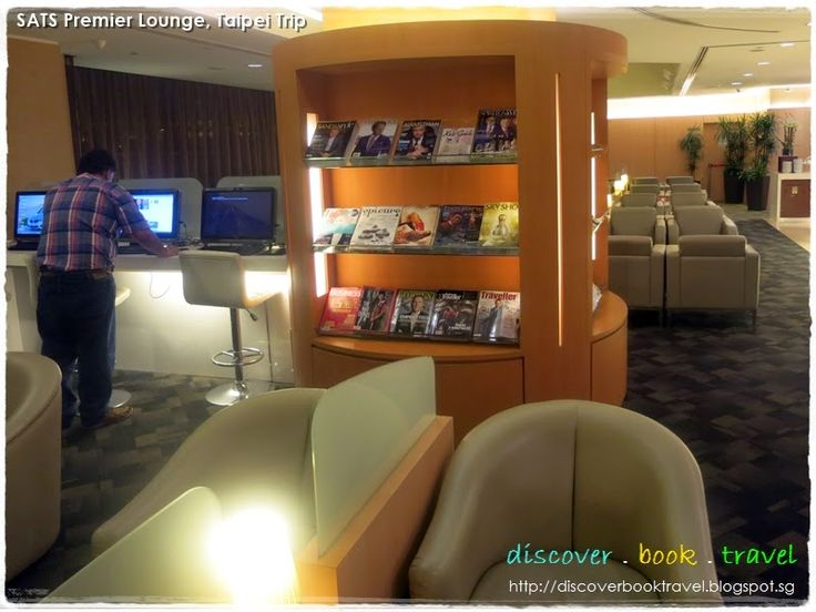 Airport Lounge Review: SATS Premier Lounge Changi Airport Terminal 2 - Singapore Travel Blog - Discover . Book . Travel
