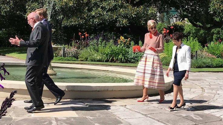 Staatsbezoek Australië - dag 4 dagprogramma | ModekoninginMaxima.nl