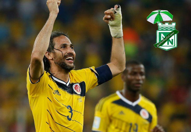 Colombia 2-0 Uruguay   Octavos de Final