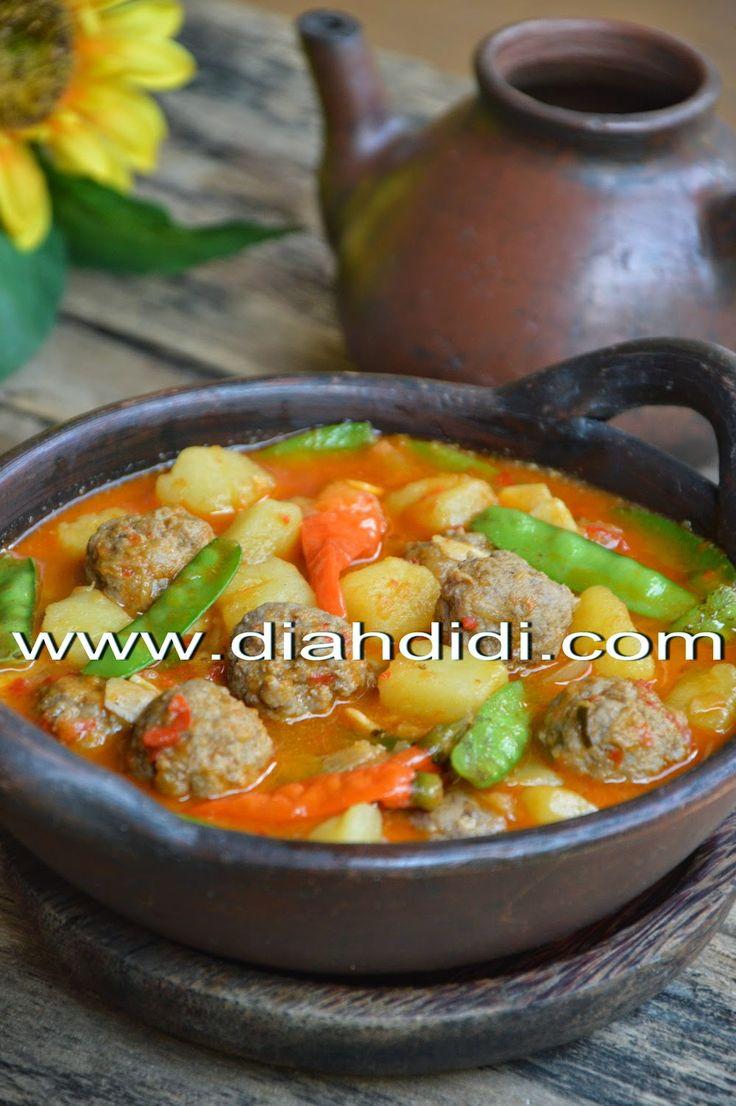 Diah Didi's Kitchen: Sambel Goreng Kreni & Kentang
