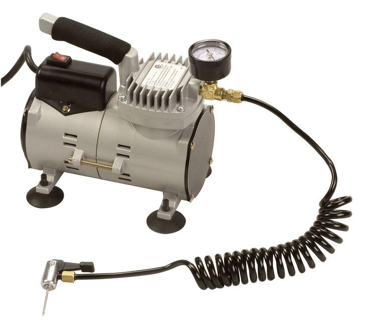 Physical Education  Inflators Pumps   Ultra Quiet Air Compressor