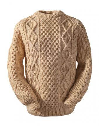 Collins Irish Hand Knit Sweaters