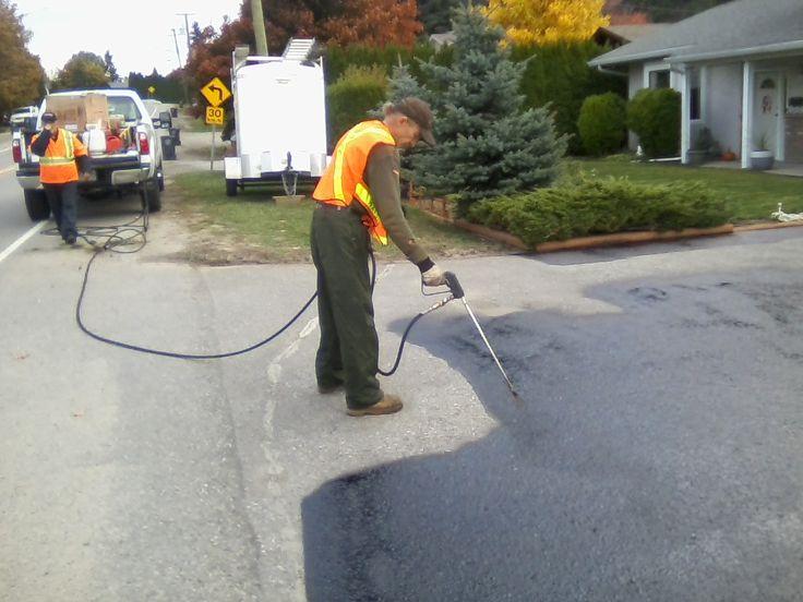 25 best ideas about driveway sealer on pinterest for Can i paint asphalt driveway