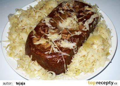 Bramborová baba z domácí pekárny recept - TopRecepty.cz