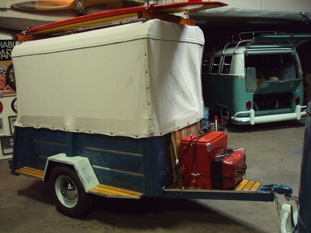 1959 VW Westfalia Camper and Trailer For Sale @ Oldbug.com
