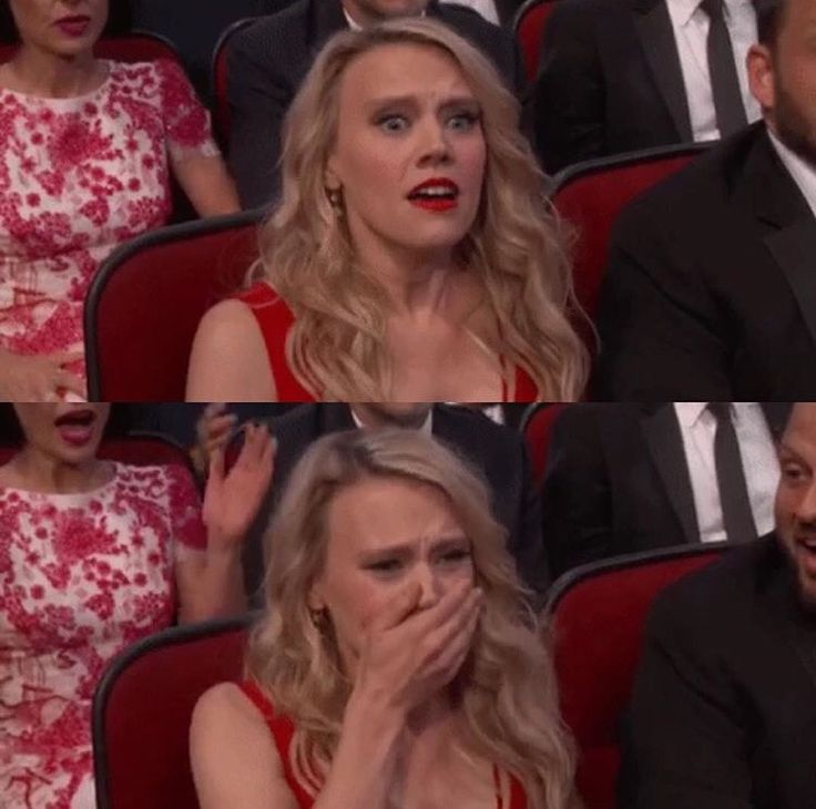 She deserves it guys!! Kate McKinnon
