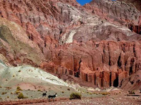 Valle del Arcoiris, Antofagasta, Chile.