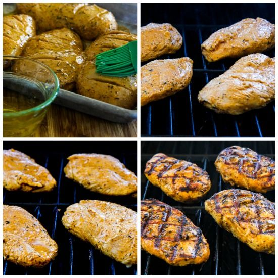 Savory Low-Carb Marinade for Grilled Chicken, Pork, or Beef found on ...