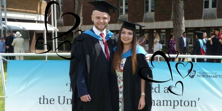Love On Campus: Nadine and Ryan  Our Social Media Assistant Nadine met the love of her life Ryan here at UoN, and you know us we can't resist a graduate romance story.