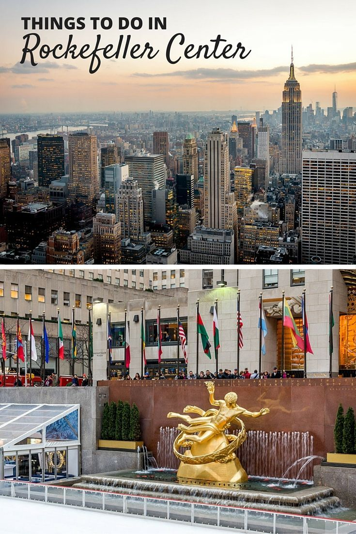 Best 25 rockefeller center ideas on pinterest christmas for Whats there to do in new york