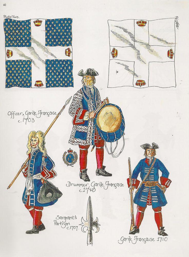 En mi búsqueda incesante de información , histórica militar , descubrí en una revista inglesa , un artista , que presentaba , banderas y uni...