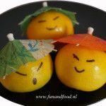 manderijnen chinees vierkant