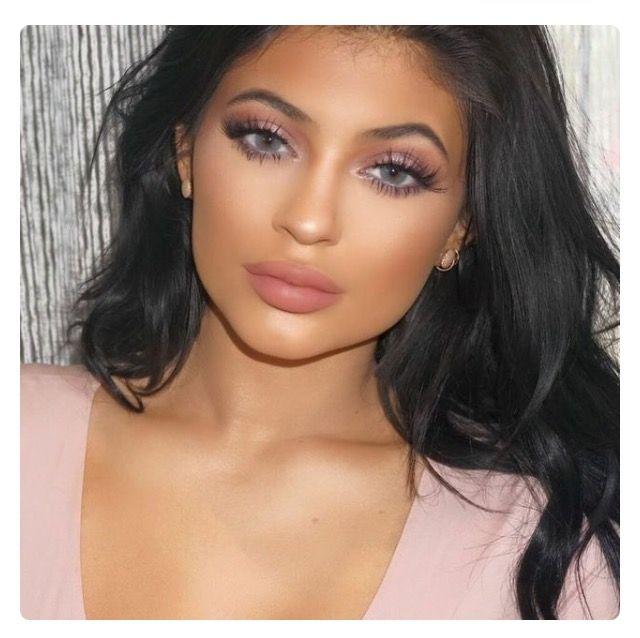 Kylie's makeup