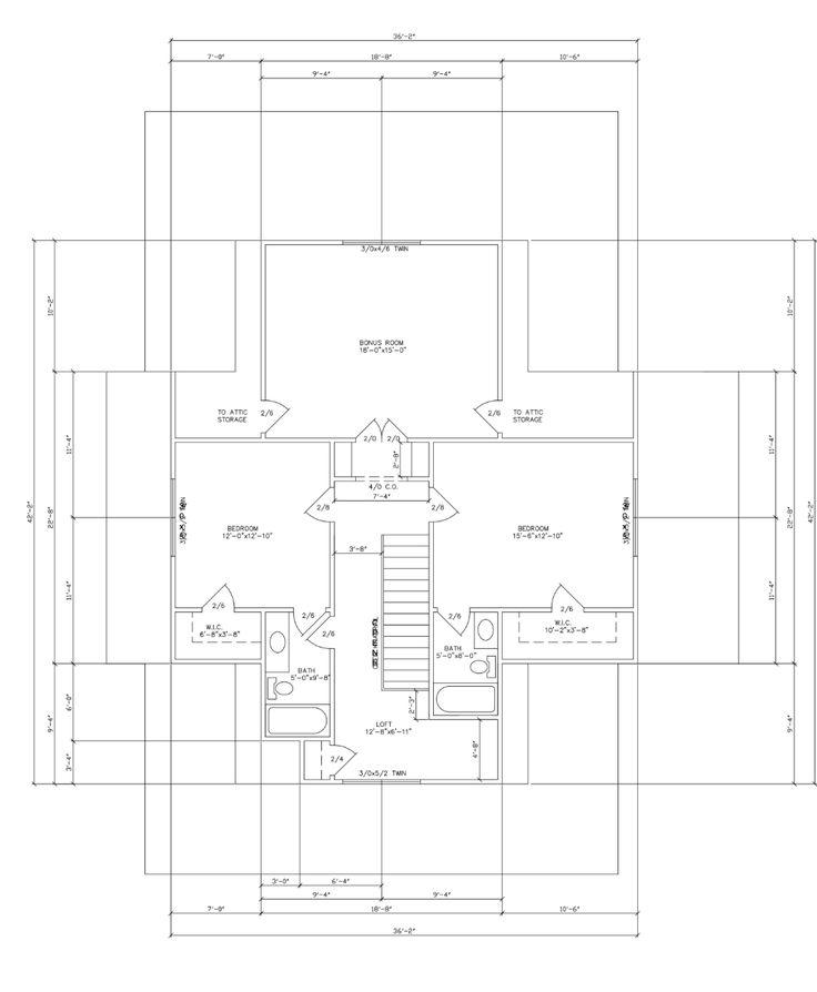 The Beginning In 2021 Four Gables Farmhouse Farmhouse Floor Plans Craftsman Style House Plans Four gables house plan interior