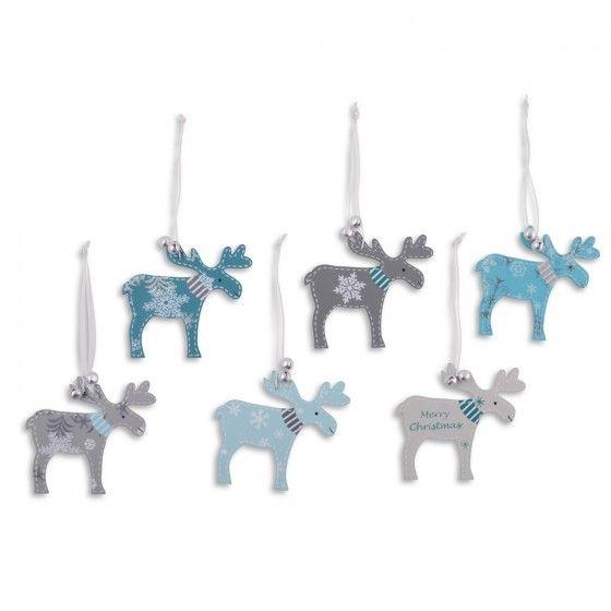 De 661 bsta Reindeer moose and deer Christmas crafts and