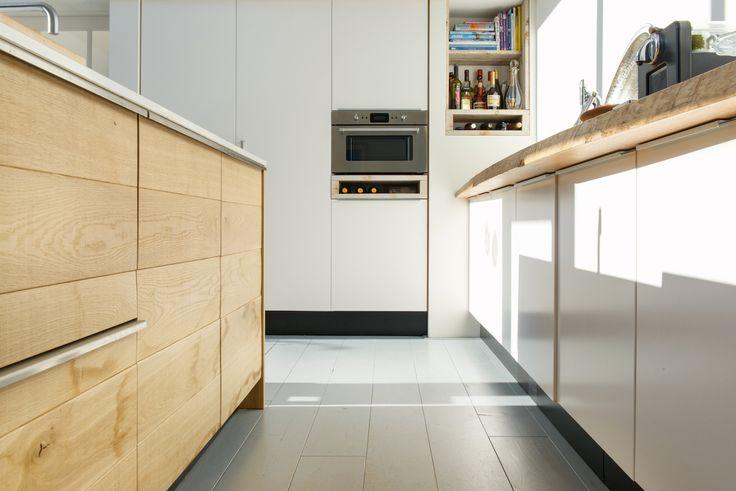 1000+ ideeën over Lichte Houten Keukens op Pinterest