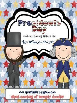 FREE President's Day mini unit