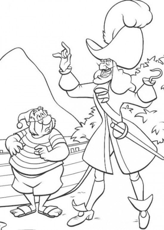 32 Best Peter Pan Activity Book For Plane Images On Pinterest - peter pan coloring pages free print