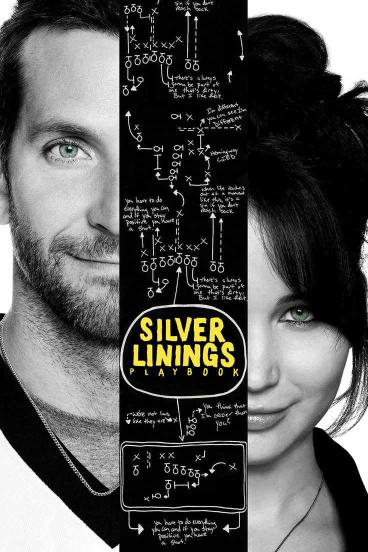I wish there had been less focus on the romance and more on the psychiatry part of it, but still great work. Jennifer Lawrence was excellent.