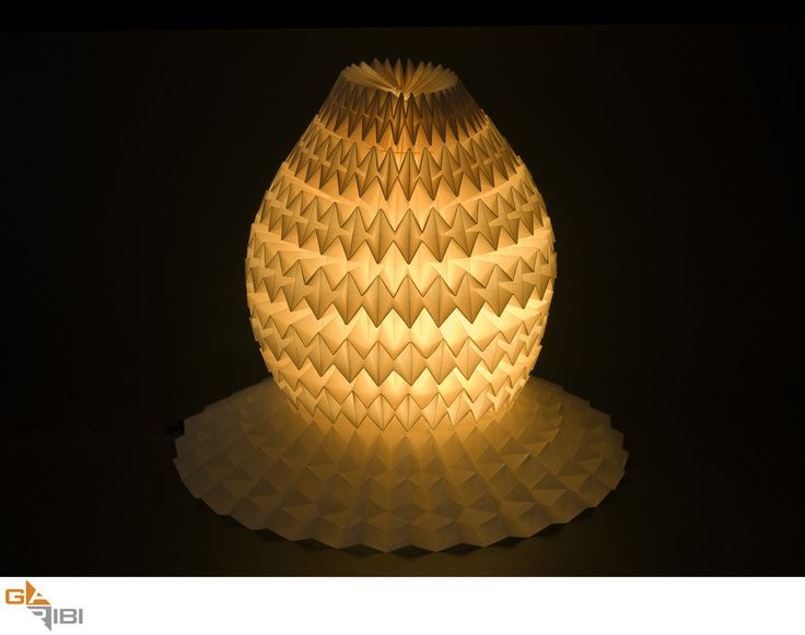 A Fabergé Egg Inspired Lamp Created By Ilan Garibi