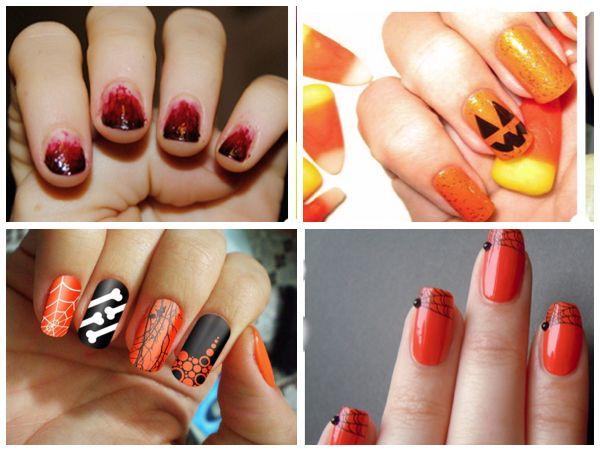 #fallmanicure #fall #design #nailpolish #nail #polish #manicure #halloween #pedicure #halloweenmanicure