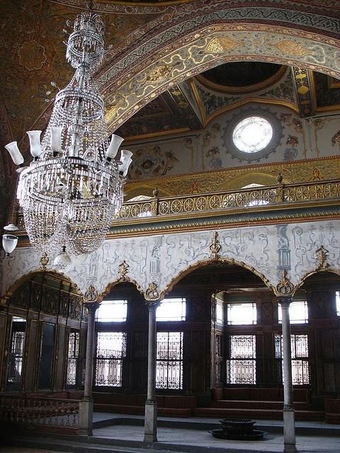 Hunkar Sofasi, The Harem, Topkapı Palace