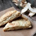 Dried Apple and Cream Cheese Scones (and how to make dried apples) - Seasons and Suppers