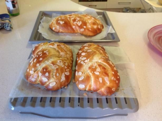 tsoureki greek easter sweet bread greek easter bread greek bread ...