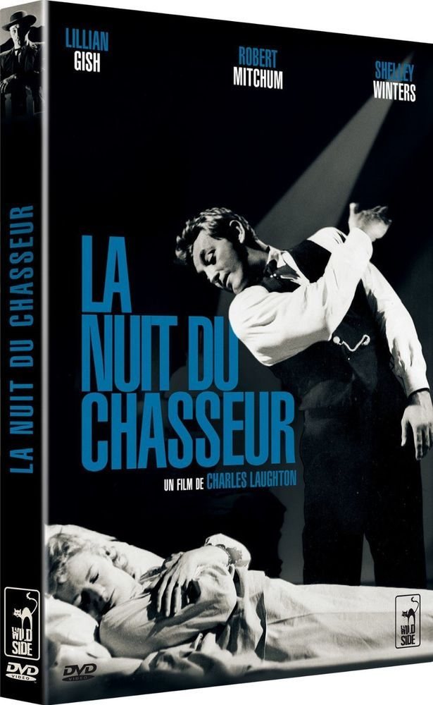 La Nuit du chasseur (1955) - DVD The Night of the Hunter