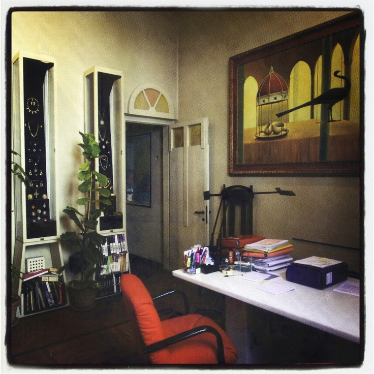Meli Gioielli Firenze Head Office in Florence, Tuscany, Italy since 1922