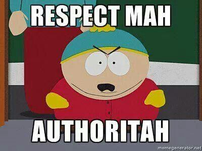 Whenever I make South Park references my friends don't get it