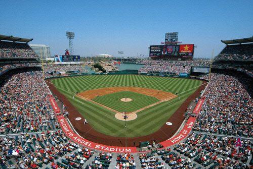 L.A. Sports Franchises: Los Angeles Angels Of Anaheim