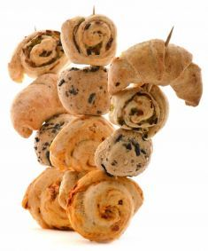 Spiedini di panini ai quattro gusti - Tutte le ricette dalla A alla Z - Cucina Naturale - Ricette, Menu, Diete