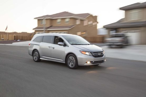 2014 Honda Odyssey Touring Elite First Test - Motor Trend