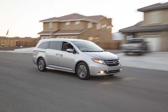 2014 Honda Odyssey Touring Elite First Test - Motor Trend