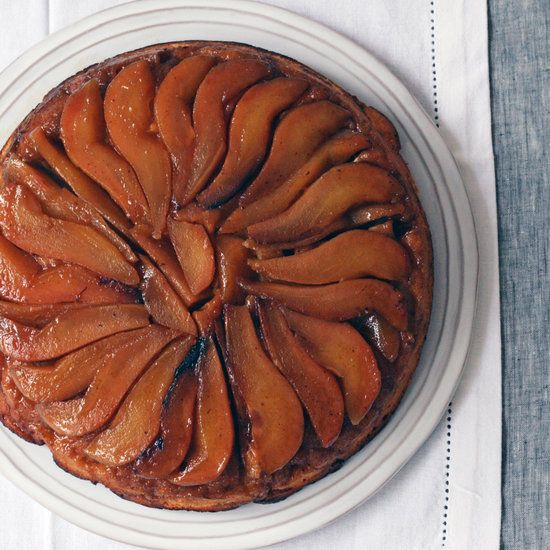 Ginger and Pear Upside-Down Cake | Slideshows: More Thanksgiving Fruit Dessert Recipes ...