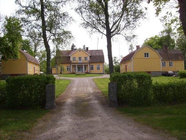 Mjölby mansion, Sweden