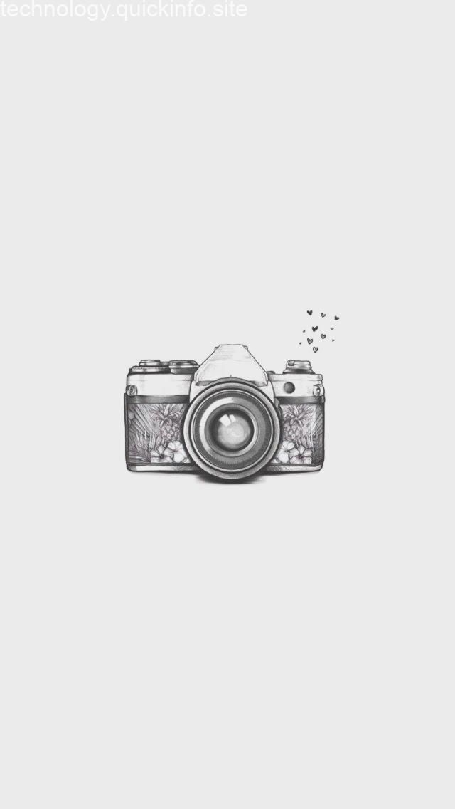 Kamera Camera Tattoos Camera Art Instagram Wallpaper