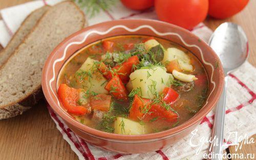 Шурпа | Кулинарные рецепты от «Едим дома!»