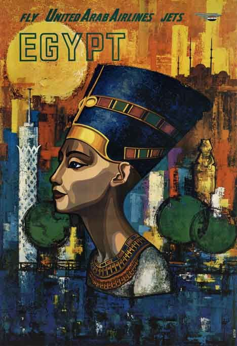 Affiches anciennes - Egypte  07.JPG