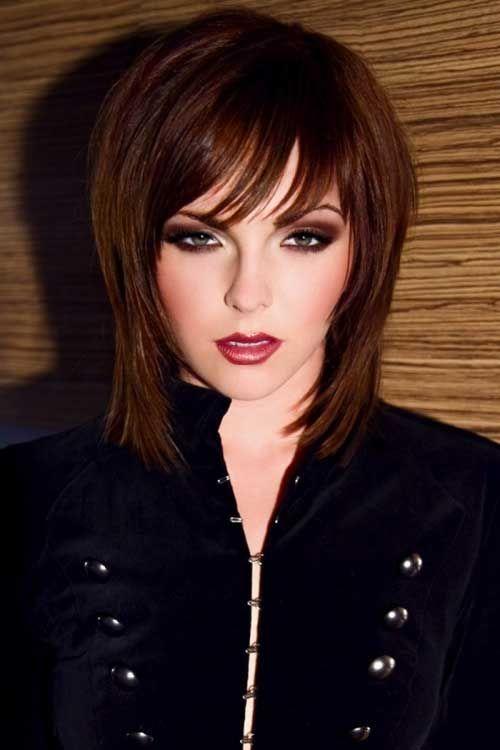 Medium Hair Styles For Women    Medium Cut Hairstyles for Women 2012-2013 - Hairstyles - Zimbio