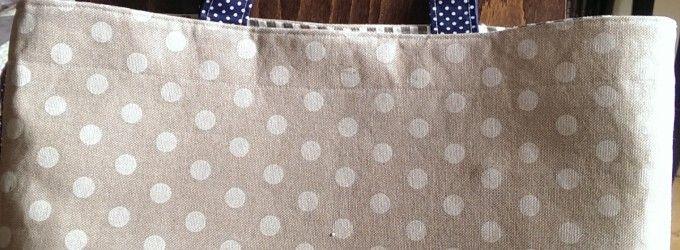Kurz šitia – Taška s podšívkou