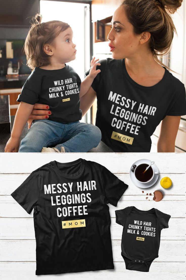 Mom & Daughter Matching Outfits - Walmart.com