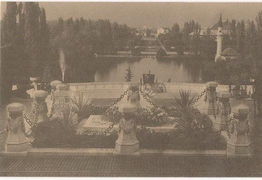 Parcul Carol I - Mormantul Eroului Necunoscut