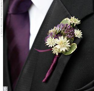 gravata para padrinhos roxa - Pesquisa Google
